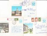 Bnk ip Lot 3 intreguri postale 1978 - circulate - Arad, Dupa 1950