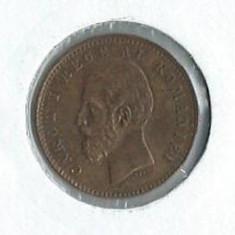 166- 2 Bani 1900 - Moneda Romania