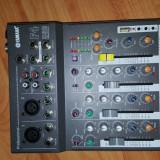 Mixer Yamaha cu USB si efecte