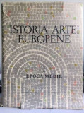Istoria Artei Europene Vol.1 Epoca Medie, Virgil Vatasianu