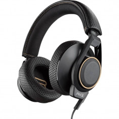 Casti Gaming Plantronics RIG 600 Black - Casca PC