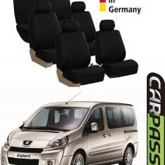 Huse Scaune Dedicate 7 Locuri Peugeot Expert 2007-2014 Premium - Tuning camioane