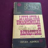 LITERATURA UMANISMULUI ȘI RENAȘTERII - CORNELIA COMOROVSKI