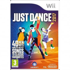 Joc consola Ubisoft Just Dance 2017 Wii - Jocuri WII