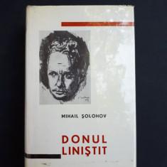 DONUL LINISTIT = MIHAIL SOLOHOV - Roman