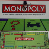 Joc Rapid Monopoly Clasic in Limba Romana
