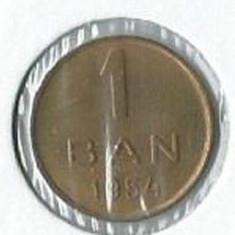 197- 1 Ban 1954 - Moneda Romania