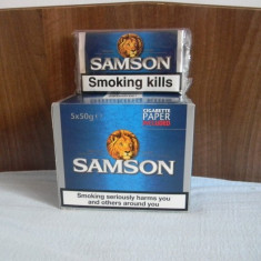Tutun volum Samson -50 grame--tutun Bucuresti-tutun pt rulat
