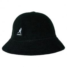 Palarie Kangol Bermuda Casual - Black (Masura : L) - Palarii Barbati