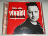 Nigel Kennedy - Vivaldi Four Seasons (Berliner Philharmoniker) CD+DVD, emi records
