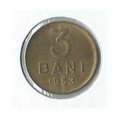 233- 3 Bani 1953 UNC!! - Moneda Romania