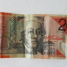 AUSTRALIA 20 DOLLARS