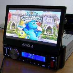 Dvd auto 1din/dvx/touchscreen/usb-sdcard