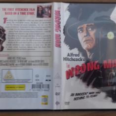 Wrong man -  DVD [A], Engleza