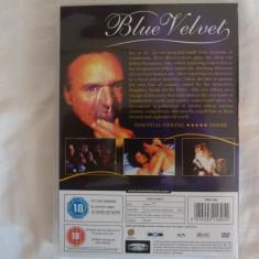 Blue velvet - dvd - Film Colectie Altele, Engleza