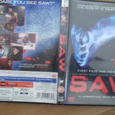 SAW - DVD [A] - Film SF, Engleza