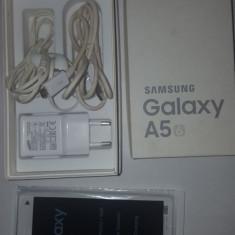 De vanzare samsung galaxy a5 2016 16GB - Telefon Samsung, Negru, Neblocat, Single SIM