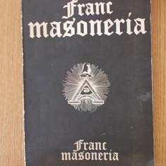 FRANCMASONERIA- COMANESCU, VOL I - Carte masonerie
