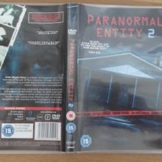 Paranormal Entity 2 - DVD [B], Engleza