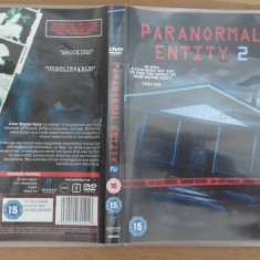 Paranormal Entity 2 - DVD [B] - Film SF, Engleza