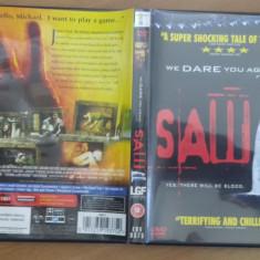 SAW II - DVD [B] - Film SF, Engleza