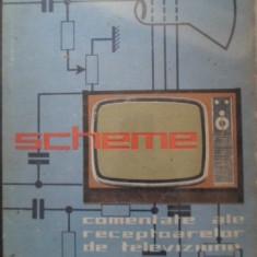 Scheme Comentate Ale Receptoarelor De Televiziune - L. Bubulac, E. Coban, N. Luncescu, M. Silisteanu, 399568 - Carti Electrotehnica