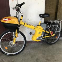 Bicicleta electrica A2B, 12 inch, 26 inch, Numar viteze: 7
