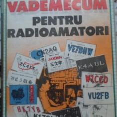 Vademecum Pentru Radioamatori - Ion Mihail Iosif, 399597 - Carti Electrotehnica