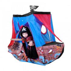 Cort de joaca pentru copii Corabia Piratilor Knorrtoys - Casuta copii Knorrtoys, Multicolor