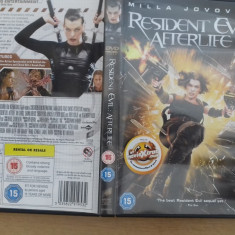 Resident Evil Afterlife - DVD [A], Engleza