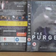 The Purge - DVD [B] - Film SF, Engleza