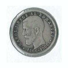 251- 1 Leu 1906 - Moneda Romania