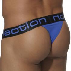 Tanga bărbați - ES Collection / Fabricați în Spania - marimea L (albastru), Marime: L