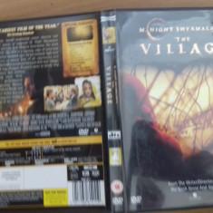 The Village -  DVD [A], Engleza