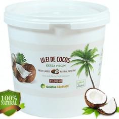 Ulei de Cocos Extra Virgin 1000g Pur 100% - Fabricat in Ungaria