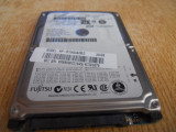 HARD DISK LAPTOP SATA FUJITSU 200 GB MHY2200BH  IMPECABIL, 200-299 GB, 5400