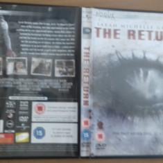 The Return - DVD [A], Engleza