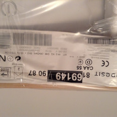 Vand combina frigorifica indesit caa55 noua, nefolosita, in ambalaj original