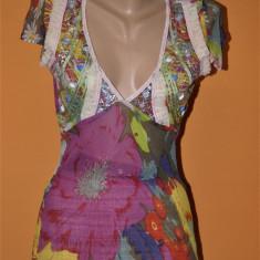 Bluza  top din matase Antik Batik marimea M