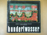 Hundertwasser F. pictura grafica catalog expozitie Bucuresti 1985 sala Dalles