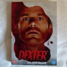 Dexter - 5 - Film serial Altele, Actiune, DVD, Engleza