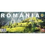 Schubert & Franzke Harta Romaniei / Romania, F. Schubert