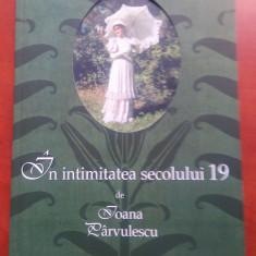 In Intimitatea Secolului 19 - Ioana Parvulescu - Istorie, Humanitas