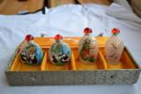 4 sticlute tutun de prizat China (II) / Sticluta veche / Sticlute vechi China