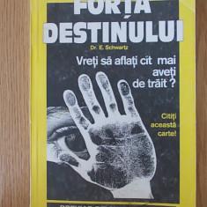 FORTA DESTINULUI- SCHWARTZ - Carte paranormal
