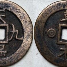 Moneda veche Korea - 22, Asia, An: 1900, Bronz