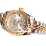 Date-Just Automatic Gold for Ladies ! ! Calitate Premium ! CUTIE CADOU !