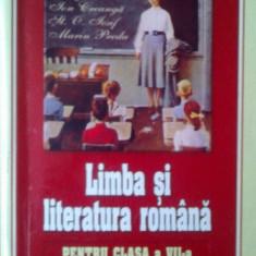Limba si literatura romana pentru clasa a VII-a de Mariana Cheroiu - Carte Teste Nationale