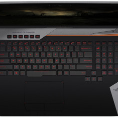 Asus ROG VL752| Gaming | 2.6Ghz, 32GB RAM, 240 SSD, 1TB HDD 7200 | NOU - Laptop Asus, Intel Core i7, Diagonala ecran: 17