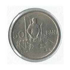237- 50 Bani 1956 UNC!! - Moneda Romania